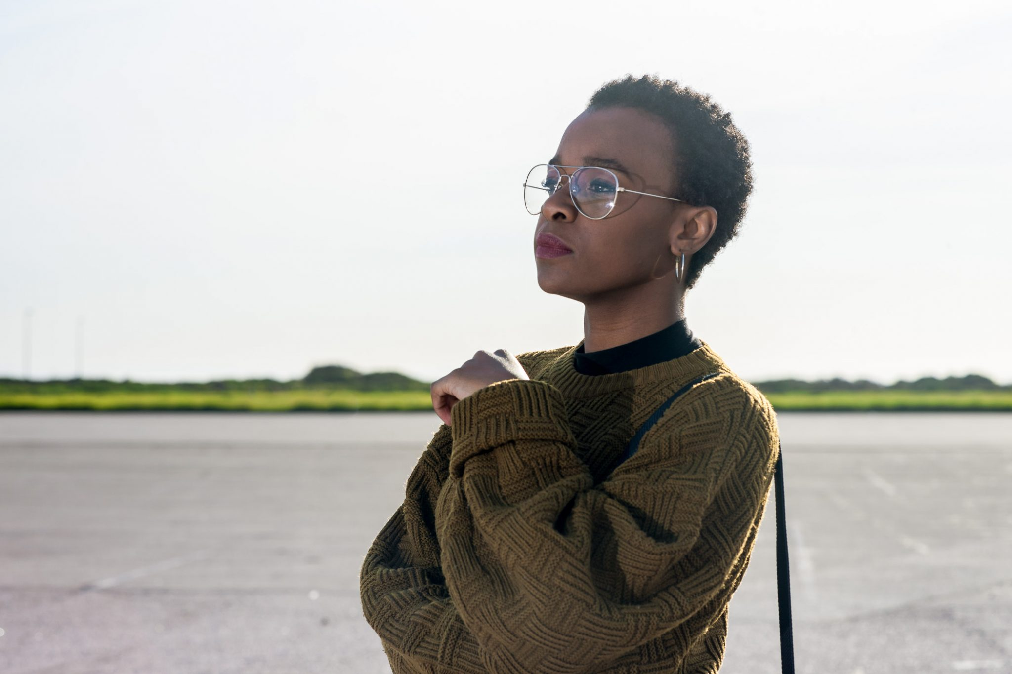 How to wear an oversized sweater south african fashion blogger